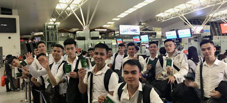 Tổng số lao động Việt Nam làm việc tại nước ngoài tháng 11/2019 đạt 14.772 lao động